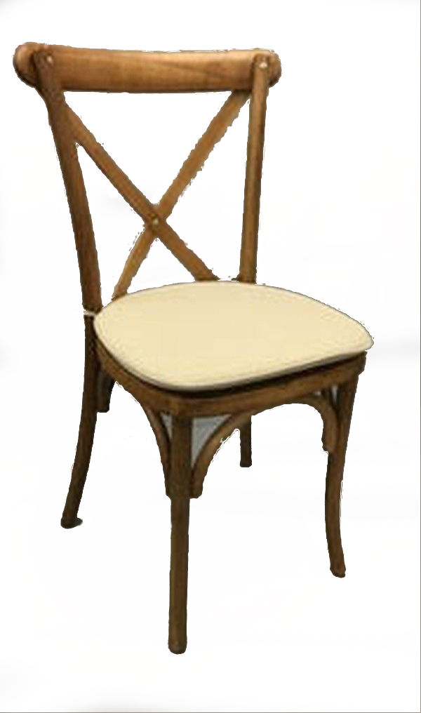 Cross Backed Chairs