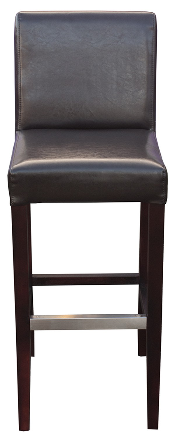 High quality bicast leather chair