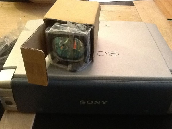 Buy Used Sony LCD Projector