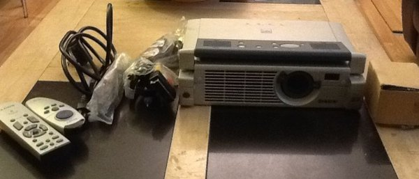 Sony LCD Projector