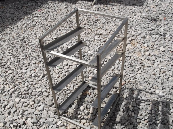 Stainless Steel Stand With Racking