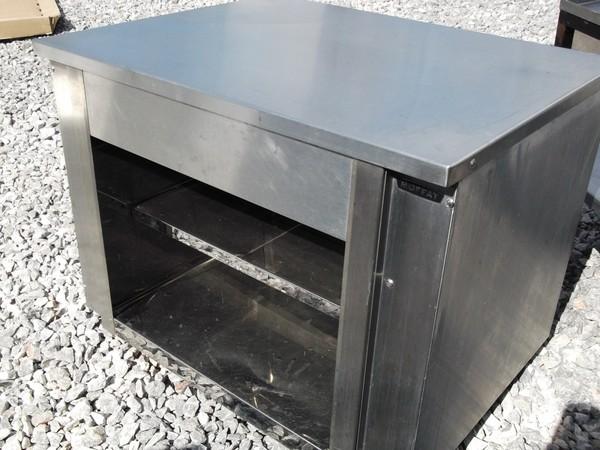 Moffatt stainless steel cabinet