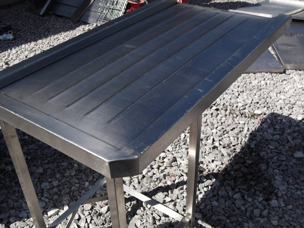 Stainless Steel Dishwasher Run