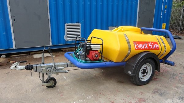 Mobile Water Bowser