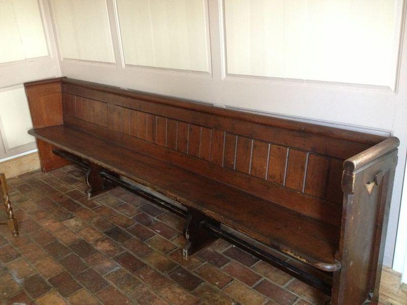 Oak Church Pews For Sale F 2017