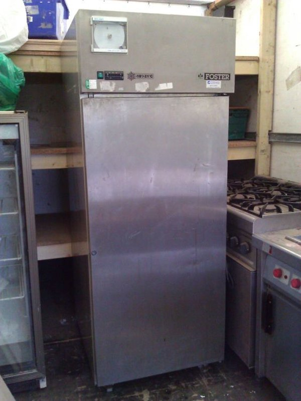 Commercial Foster TBA Freezer