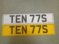 ten77s car registration