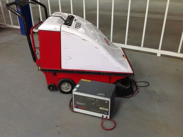 RCM Battery Operated Pedestrian Sweeper / Collector for sale