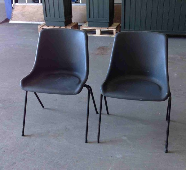 Used stacking chairs