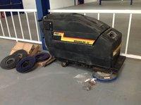 Wrangler 33 Rotary Scrubber Dryer