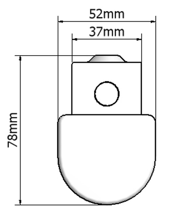 Batten Fluorescent Lamps dimensions