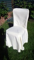 ivory chair covers