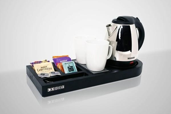 bedroom tea set