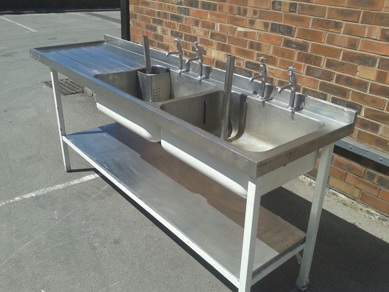 Table Top Dishwasher York : Commercial Dishwasher: Commercial Dishwasher Rack Drainer