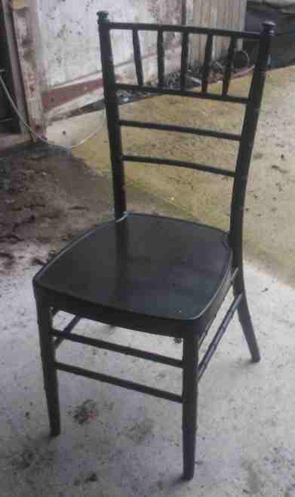 Aluminium Banqueting Chair