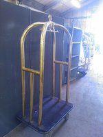 Porters Luggage Trolley