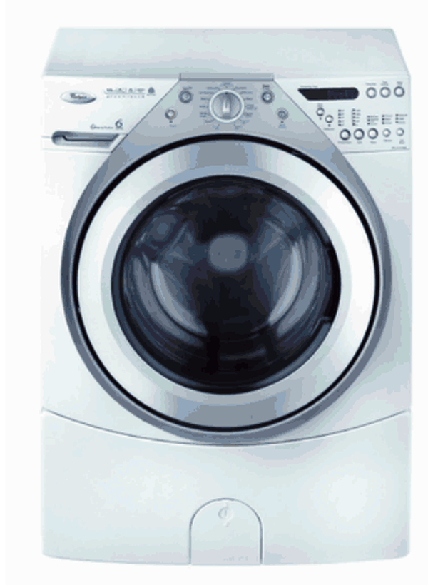 Whirlpool Washing Machine for domestic and heavy duty use with AIRsprint Function