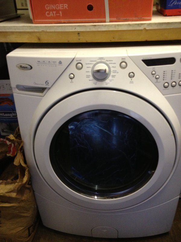 whirlpool HD1113WH commercial washing machine