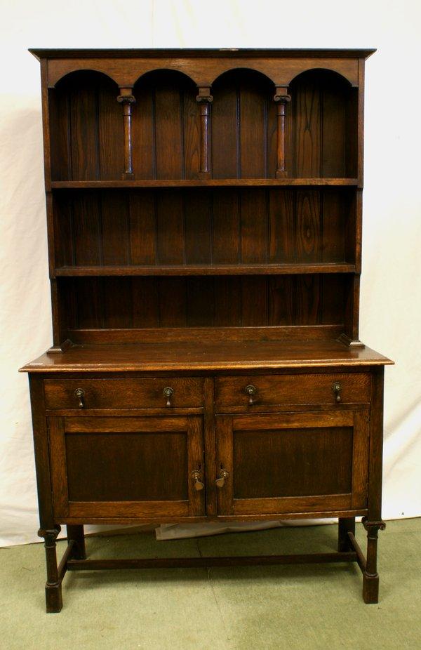 Oak Welsh Dresser for sale