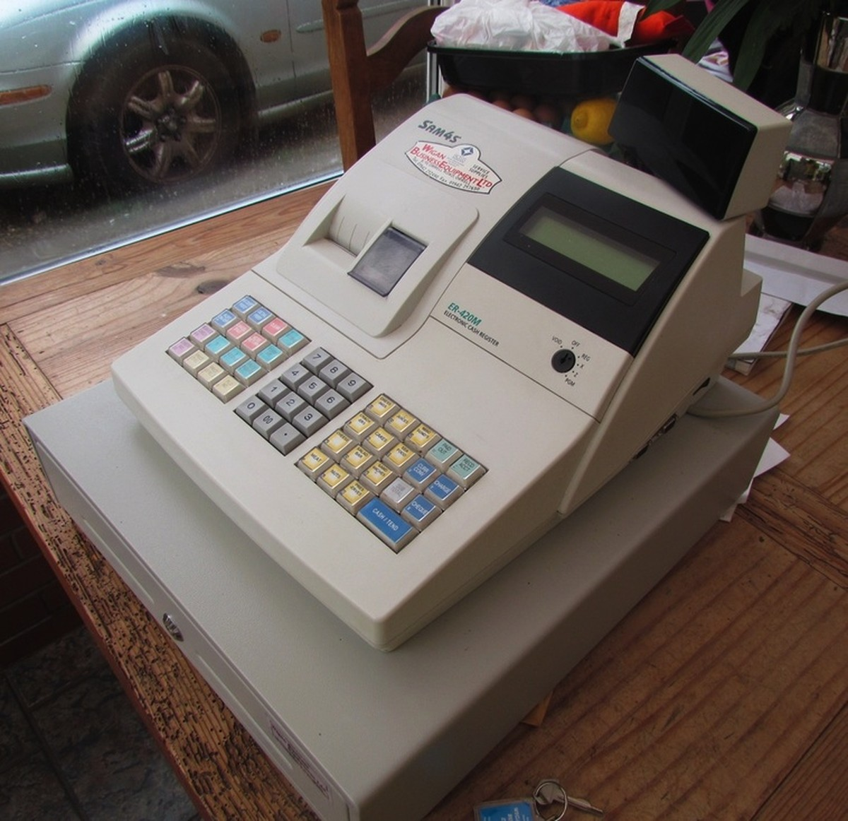 Cash Tills Direct is the first choice for thousands of customers looking to buy cash registers, tills, till rolls, ink ribbons, cash register keys and drawer inserts. Our range of Sharp, Casio and Sam4s cash registers and shop tills are probably the best prices that you will find on .