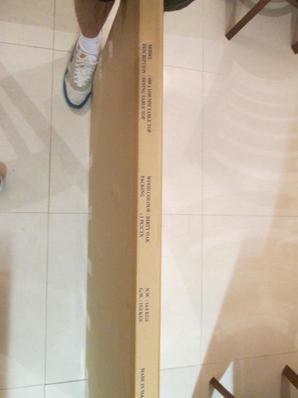 25 Solid Oak Table tops