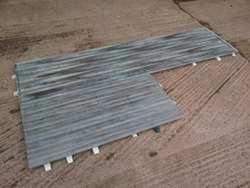 Marquee Warehouse Flooring Weblok PVC