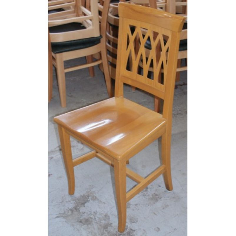 Chairs Restaurant Chairs 125x Solid Wood Bistro Dining Chairs