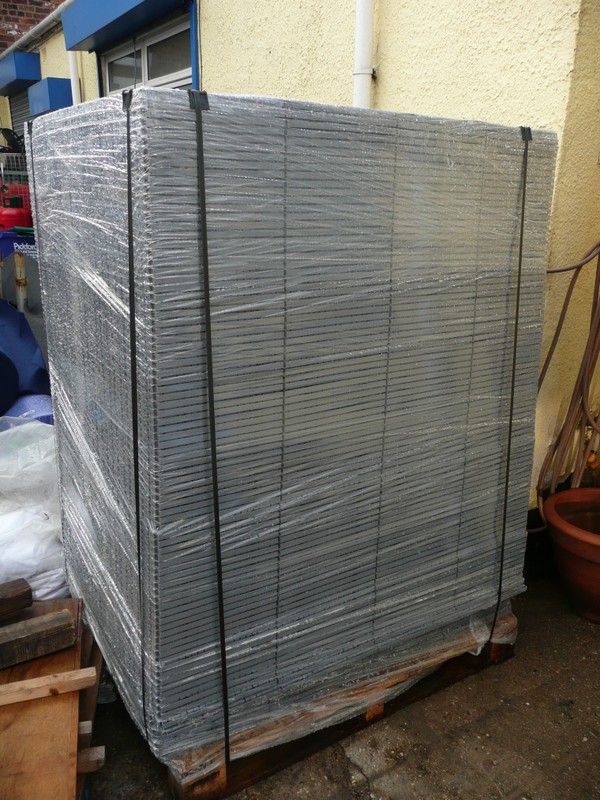 Portapath plastic flooring