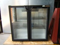 Autonumis Opening Double Door Fridge