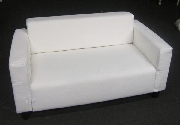 2 Seater Event Sofas