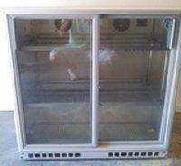 Undercounter bottle fridge