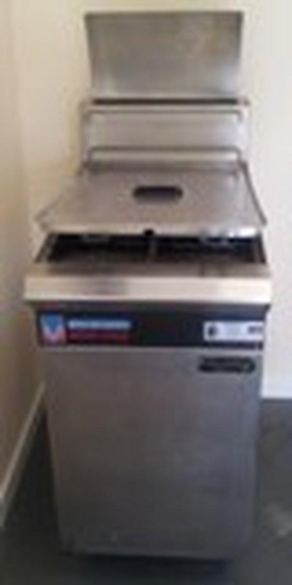 Blue Seal gas fryer