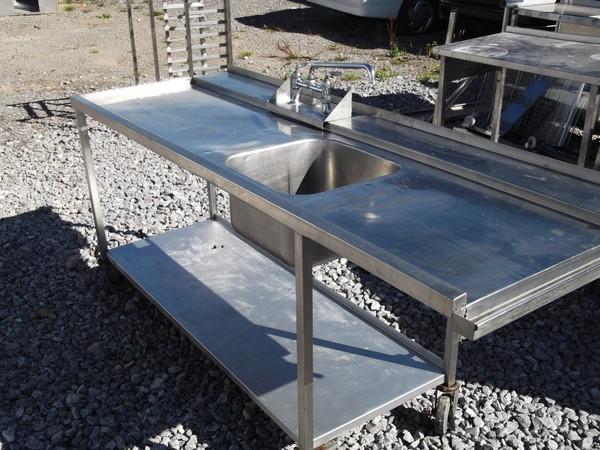Stainless Steel Single Sink