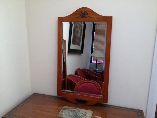 Small dresser mirror