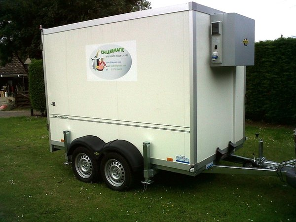 Refrigerated Trailer for sale