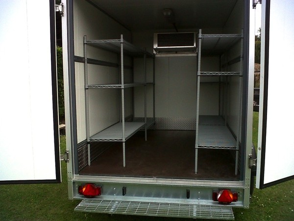 Used Catering Fridge Trailer for sale