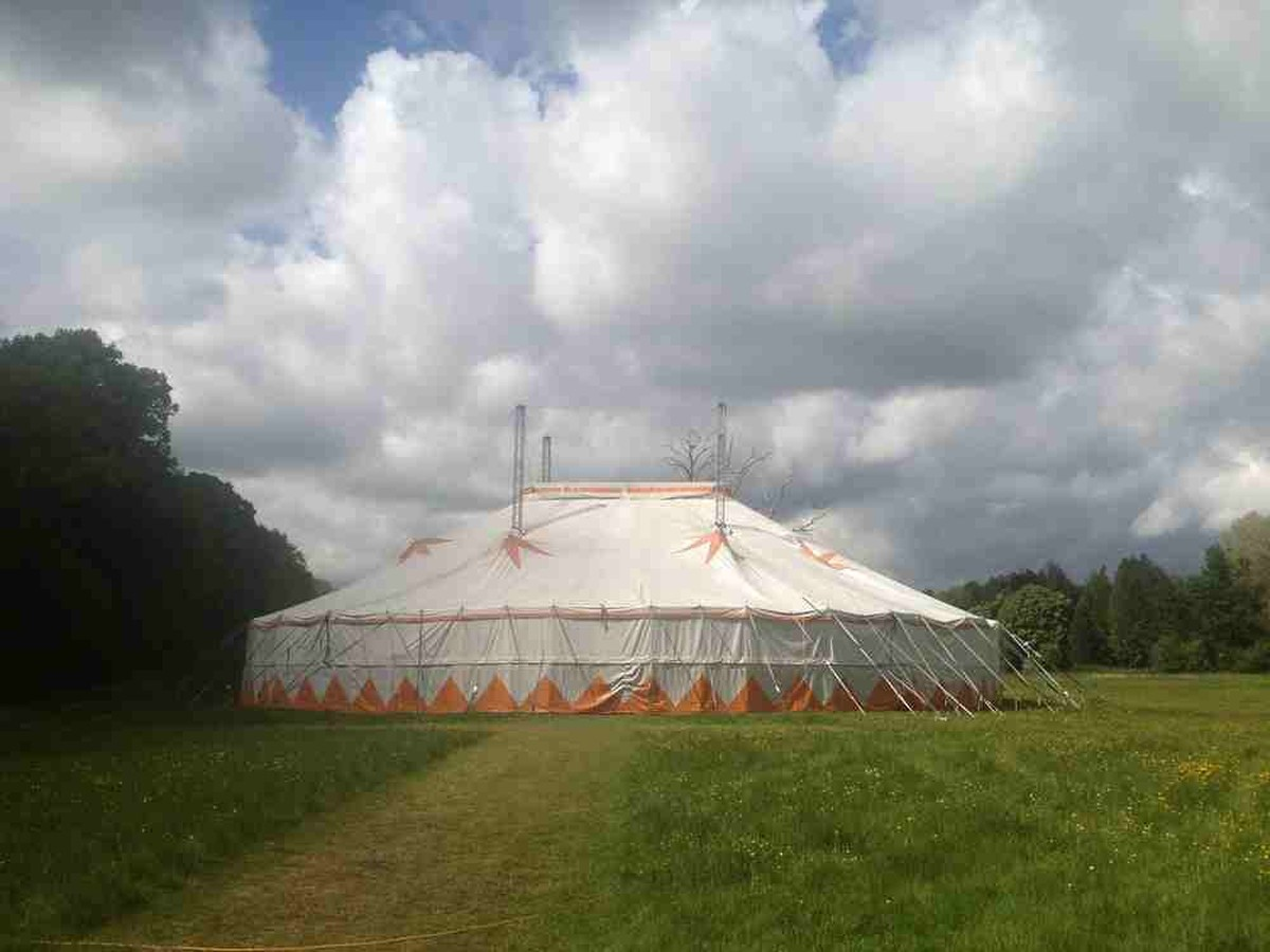 Curlew Secondhand Marquees Big Tops And Circus Tents