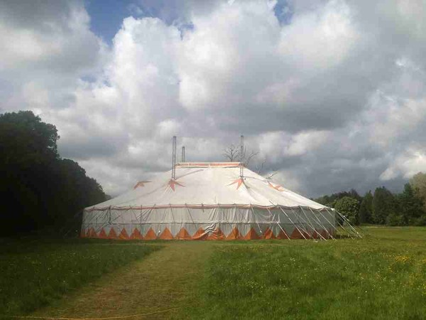 38m Miotti Big Top for sale