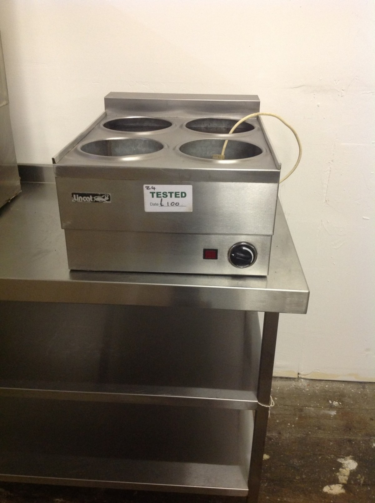 Secondhand catering equipment lochtech services uk for Cuisson four bain marie