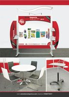 Exhibition stand package