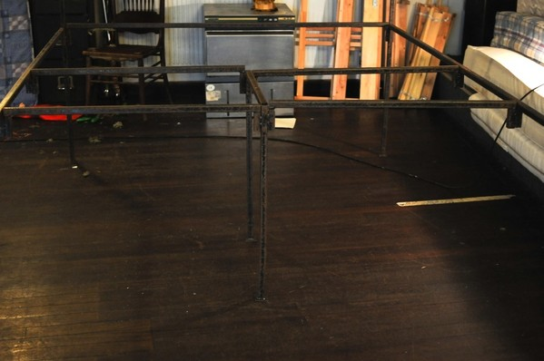Used 8ft by 6ft Market Stall for sale