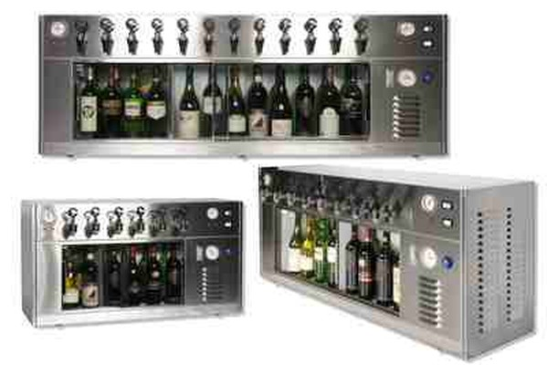 Wine dispensing equipment