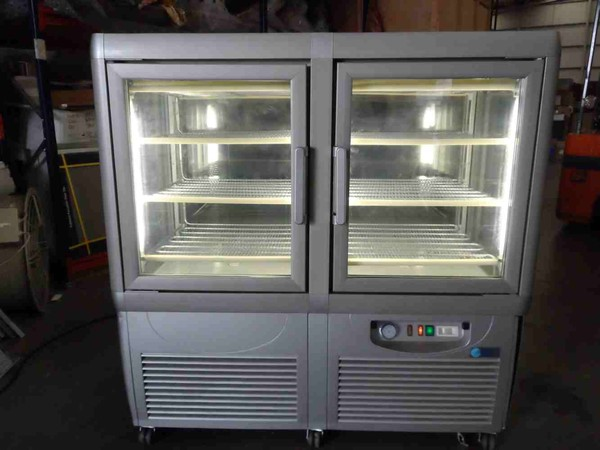 Cake display freezer for sale