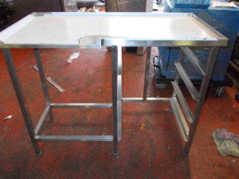Table Top Dishwasher India : ... Dishwashers > Stainless Steel Dishwasher Table - Peterborough