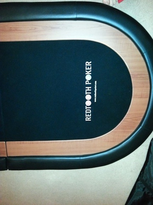 2 Sets of Professional Poker Table Tops