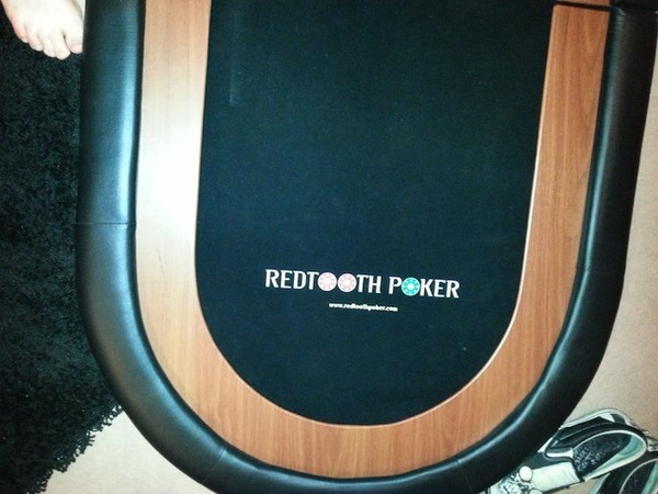 2 Sets of Professional Poker Table Tops for sale