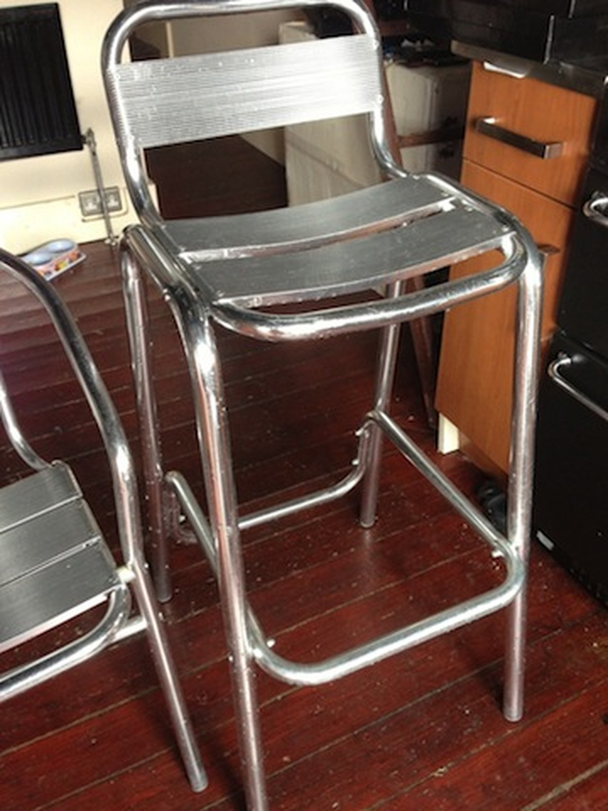Secondhand chairs and tables outdoor furniture metal for Furniture northampton