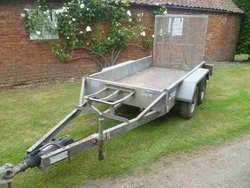 Plant trailer for sale