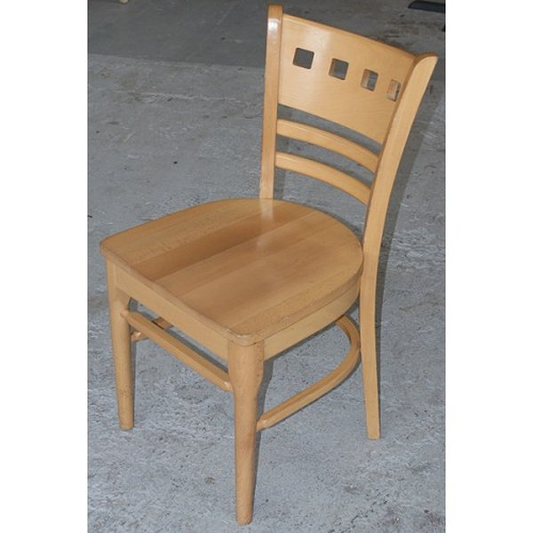 Light wood Dalton  Sidechairs