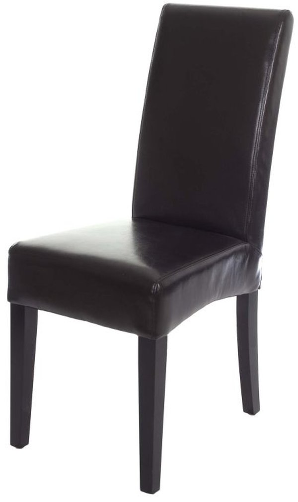 Ritz Faux Leather Dining Chairs for sale